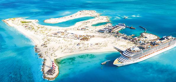 Caribbean private islands