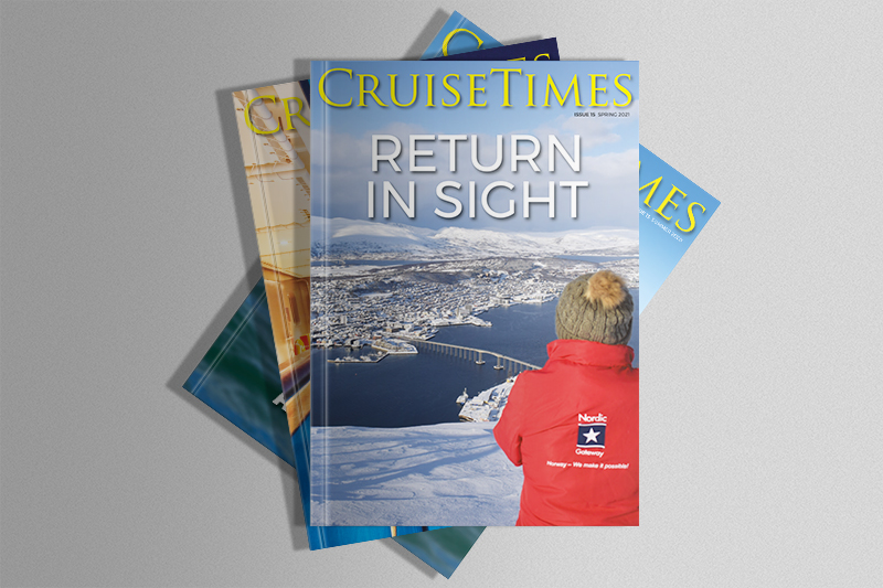 CruiseTimes annual subscription