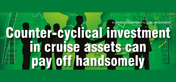 Counter-cyclical investment - Spring 2021